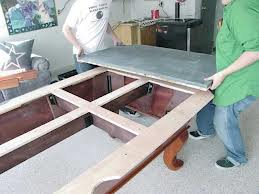 Pool table moves in Myrtle Beach South Carolina