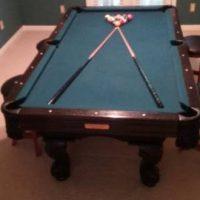 Pool Table 7'Custom Tucker