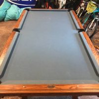 Leisure Bay 8' Slate Pool Table