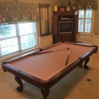 9' Brunswick Professional Pool Table